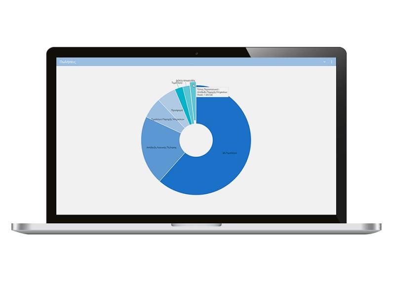 prosvasis go στατιστικά πωλήσεων